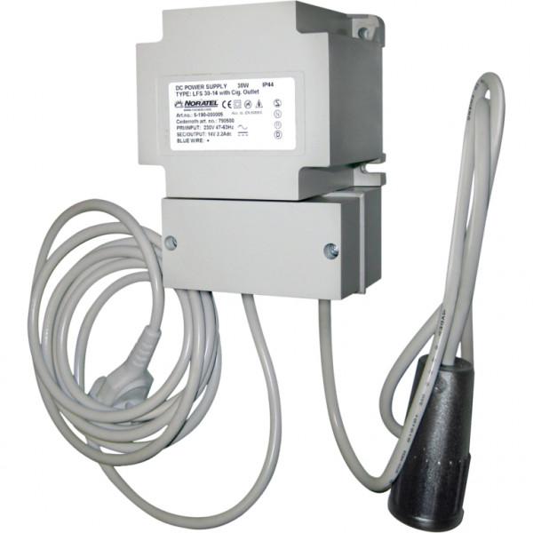Transformator voor warmtekast
